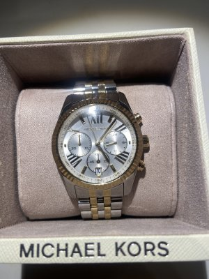 Michael Kors Damen Lexington Chronograph Watch MK5955