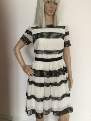 MICHAEL KORS Damen Midi-Kleid Gr.S aus 100% Baumwolle