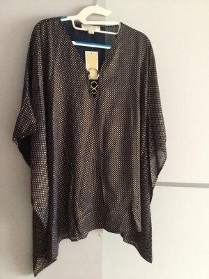 Michael Kors Damen Poncho-Bluse Tunika- Bluse Gr.L/XL
