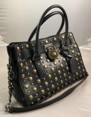 MICHAEL KORS Damen Tasche Leder Black UPV 799€