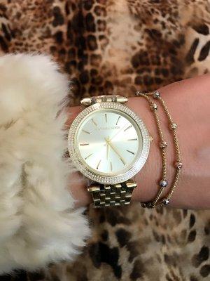 Michael Kors Damen Uhr Armbanduhr Darci Gold MK3191 neu