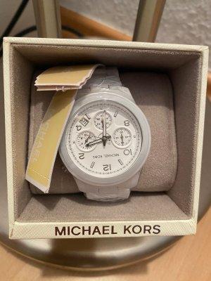 Michael Kors Orologio analogico bianco