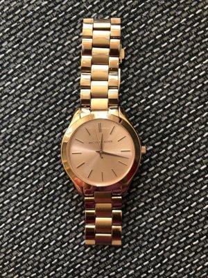 Michael Kors Digitaal horloge goud Oranje