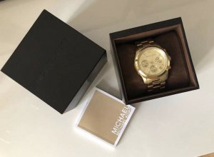 Michael Kors Damenuhr / gold