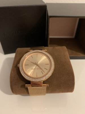 Michael kors damenuhr in Rose gold