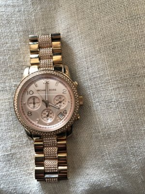Michael Kors Damenuhr in Roségold
