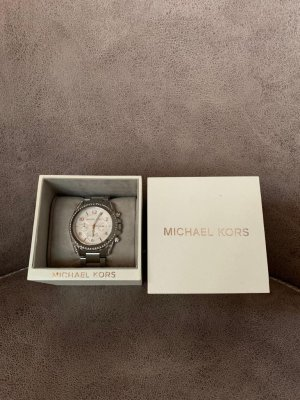 Michael Kors Damenuhr in silber