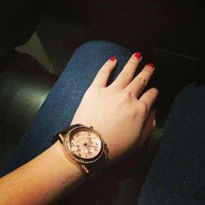 Michael Kors Analoog horloge roségoud