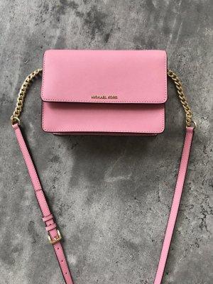 Michael Kors Daniela small, Crossbody Bag, Umhängetasche, Ledertasche, Handtasche, Pink