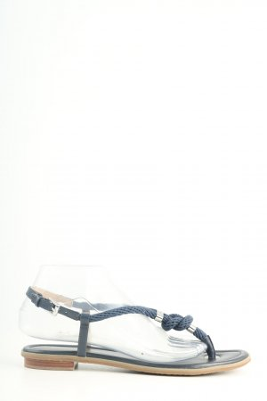 Michael Kors Sandały japonki niebieski W stylu casual