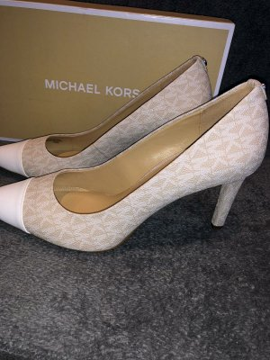 Michael Kors High Heels white