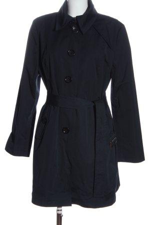Michael Kors Duffle-coat bleu style décontracté