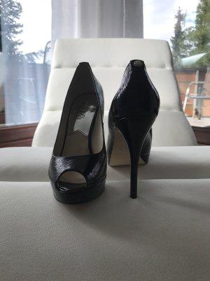 Michael Kors Erika Platform - High Heel Black Damen Schuhe