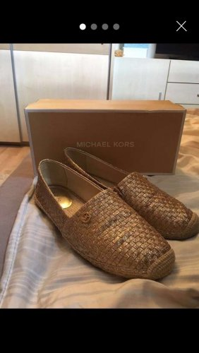 Michael Kors Slip-on brun sable