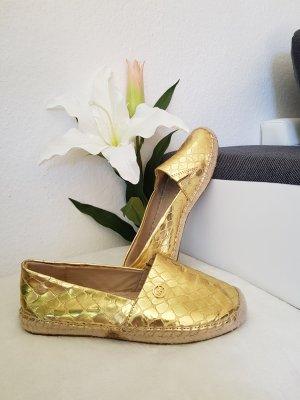 Michael Kors Espadrillas oro-giallo
