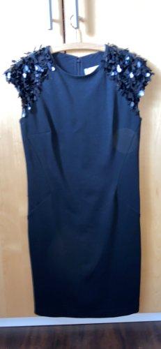 Michael Kors Etui Kleid mit Pailletten In schwarz