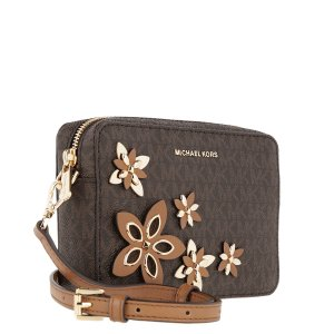 Michael Kors Flower Crossbody Bag!