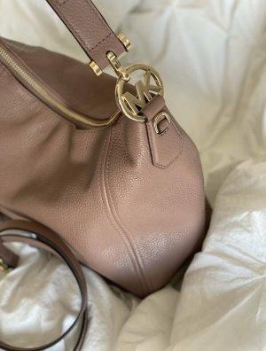 Michael Kors Carry Bag rose-gold-coloured
