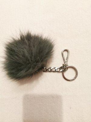 Michael Kors Fur Pom Charm
