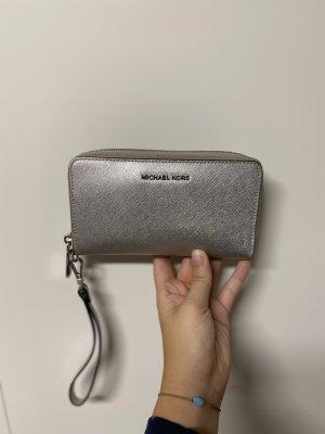 Michael Kors Portafogli argento-grigio chiaro