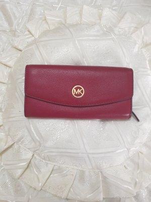 Michael Kors Wallet dark red