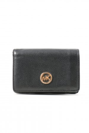 Michael Kors Wallet black-gold-colored casual look