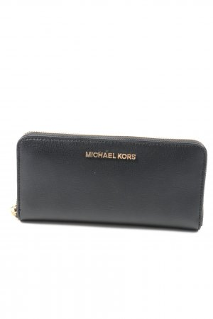 Michael Kors Geldbörse schwarz Business-Look