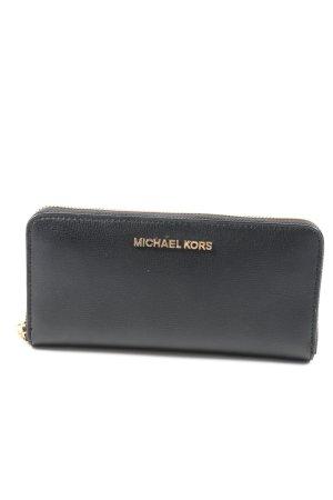 Michael Kors Geldbörse schwarz Business-Look