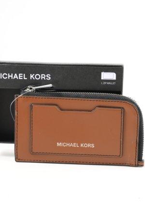 "Michael Kors Geldbörse ""Large Zip Wallet"" braun"