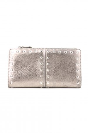 Michael Kors Wallet silver-colored casual look