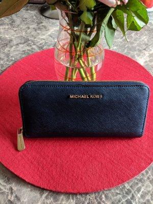 Michael Kors Geldbörse Blau