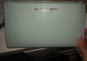 Michael Kors Portefeuille turquoise-vert menthe
