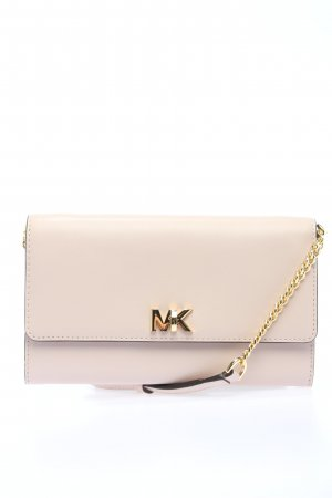 "Michael Kors Geldbörse ""XL Wallet On A Chain"" creme"