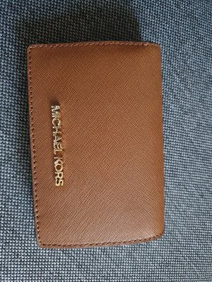 MICHAEL KORS Geldbörse Portemonnaie Wallet JET SET ITEM MD SLIM WALLET luggage