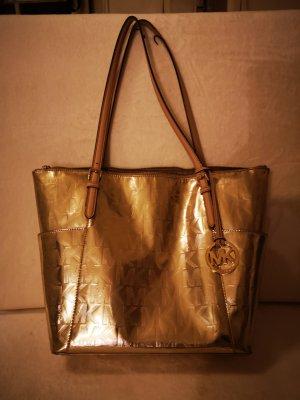 MICHAEL KORS gold Shoulderbag