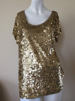 Michael Kors gold top