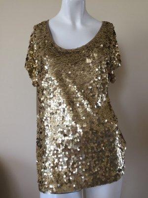 Michael Kors gold top