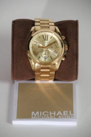 Michael Kors Goldene Uhr Unisexd