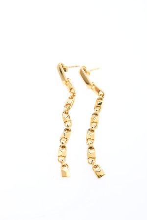 Michael Kors Goldohrringe goldfarben Casual-Look