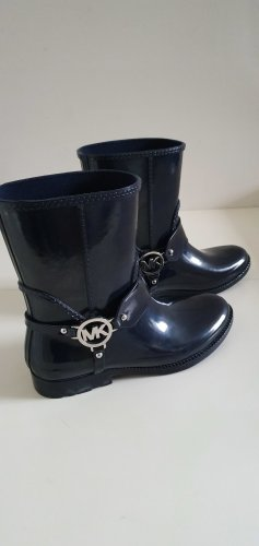 Michael Kors Wellies dark blue