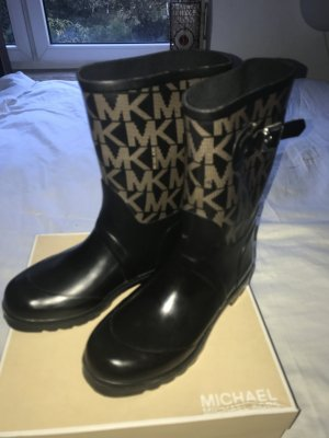 Michael Kors Wellies black-bronze-colored