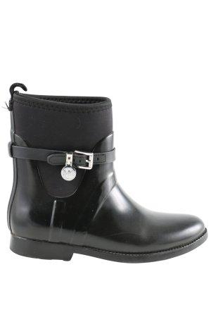 Michael Kors Wellington laarzen zwart casual uitstraling