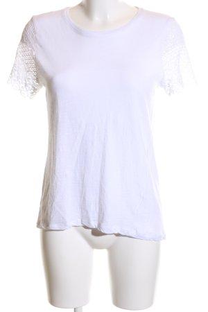 Michael Kors Gehaakt shirt wit casual uitstraling