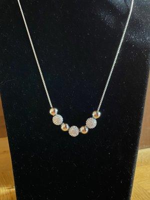 Michael Kors Halskette mit Anhänger Silber