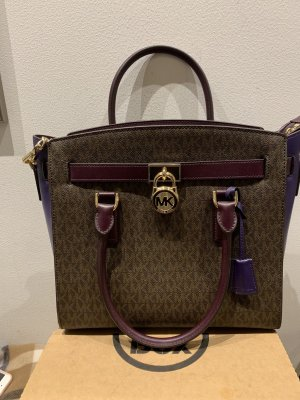 Michael Kors Hamilton Large East West Satchel