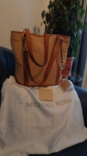 Michael Kors Bolso marrón arena-marrón claro Cuero