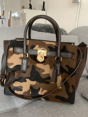 Michael Kors Hamilton Traveller LG Camouflage