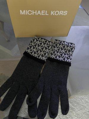 Michael Kors Gants en tricot gris-gris foncé