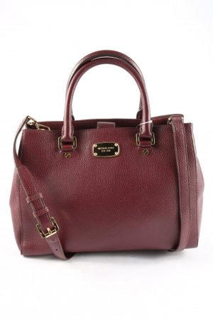 Michael Kors Handtasche rot Business-Look