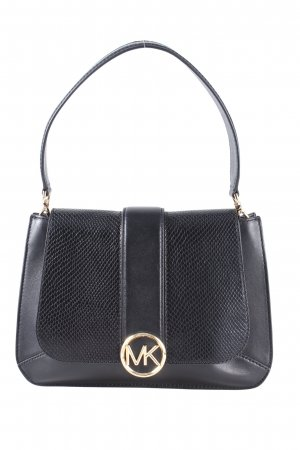 Michael Kors Handtasche schwarz Business-Look